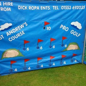 Golf Games For Hire