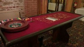 Roulette Tables For Hire Weddings And Corporate Events The Personalized Fun Money Can Be Used As Wedding Favours Well Providing Your Guests With