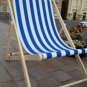Large Deck Chair Hire